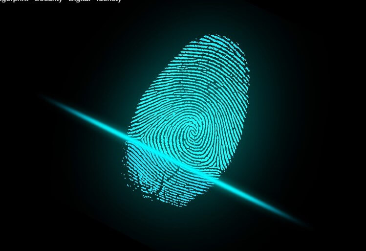 If you are under arrest, you are compelled by law to allow the police to take your fingerprints