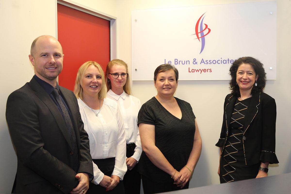 Le Brun & Associates experienced lawyers Melbourne